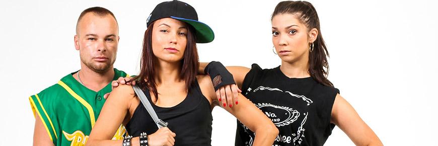 Neu: Hip Hop für Erwachsene ab 25 Jahren!