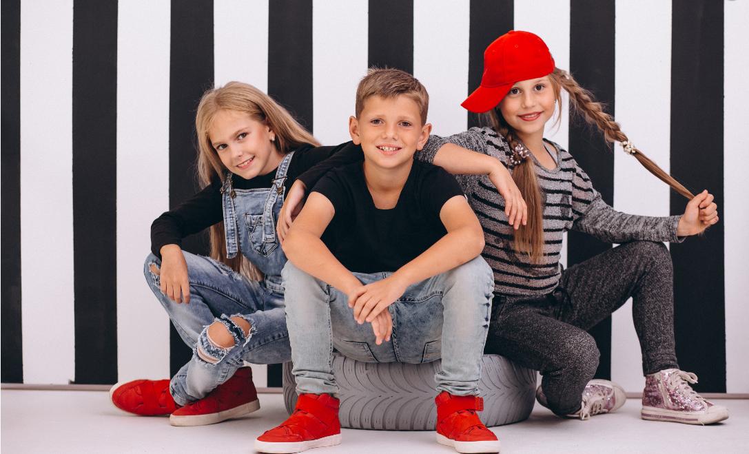 Neu: Hip Hop Kids ab 6 Jahre