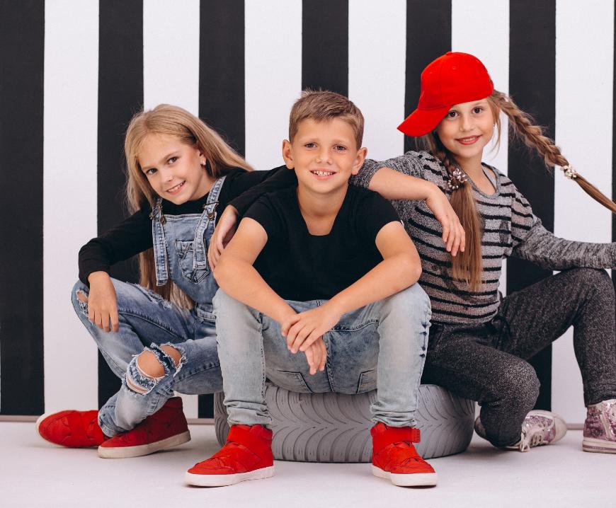 Neu: Hip Hop Kids ab 8 Jahre