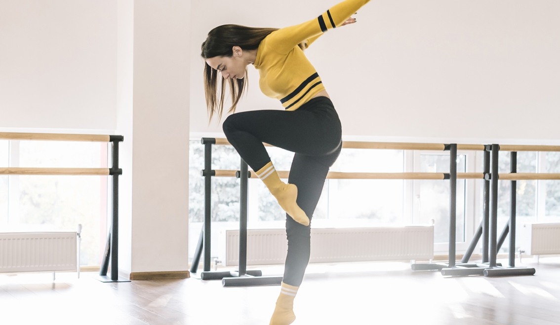 Neu ab Januar! Contemporary Dance für Teens und Erwachsene mittwochs 18-19 Uhr