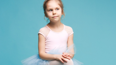 NEU! Ballett für 6-7 Jahre